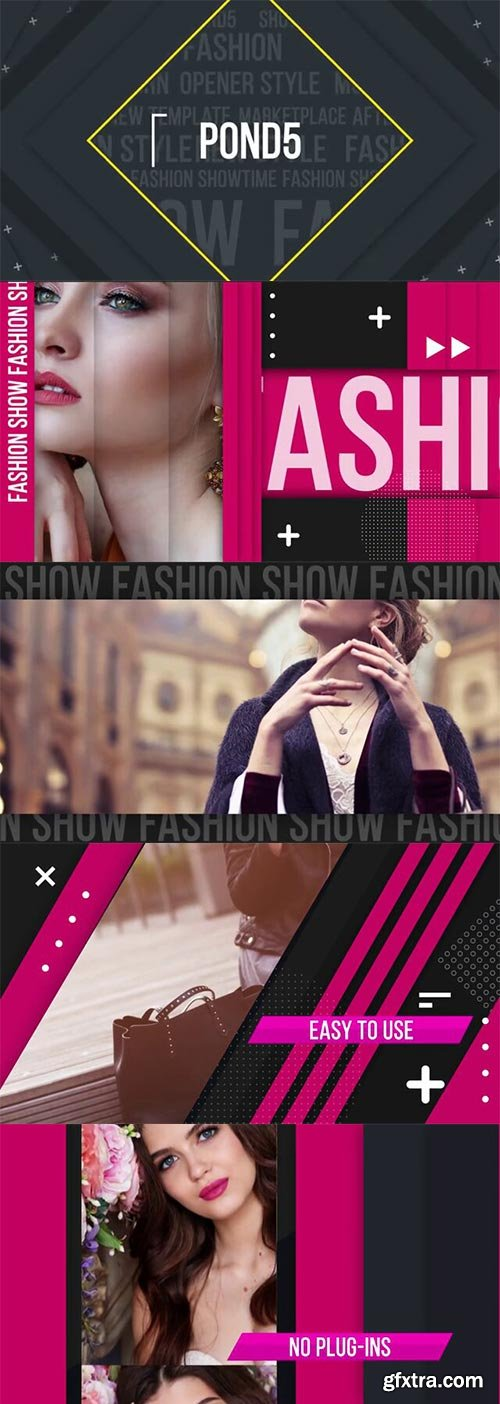 Pond5 - Fashion Show Package - 095212365