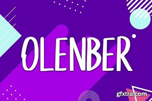 CM - Olenber Font 3323485