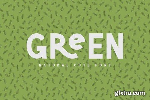 GREEN4365DE32DD_GFXTRA