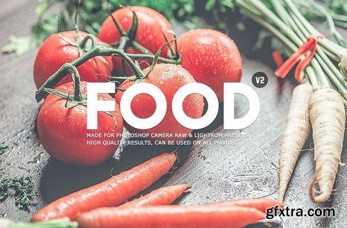 CM - Food Lightroom Presets Vol. 2 1201697