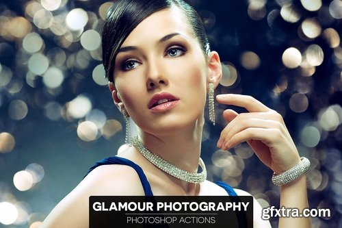 CM - 15 Glamour Photography Actions 1406789