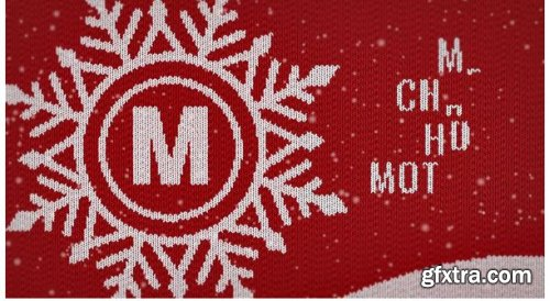 Christmas Logo Reveal - After Effects 148864