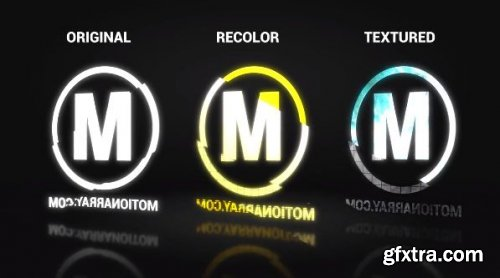 Rotation Kit - 3D Logo or Text - After Effects 148822