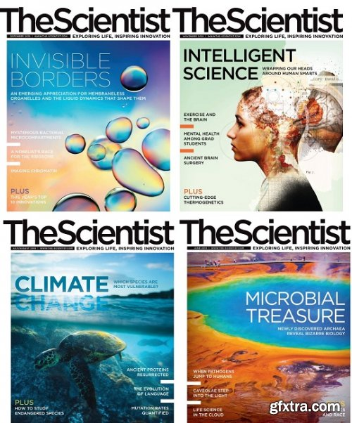 The Scientist 2018 Full Year Collection