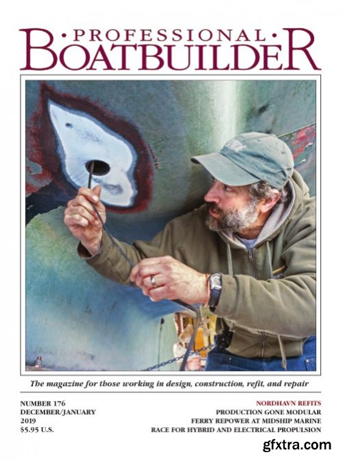 Professional BoatBuilder - December 2018/January 2019