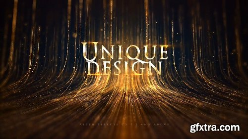 Videohive Awards Titles 4K and Awards Background Loop 4K 22399668
