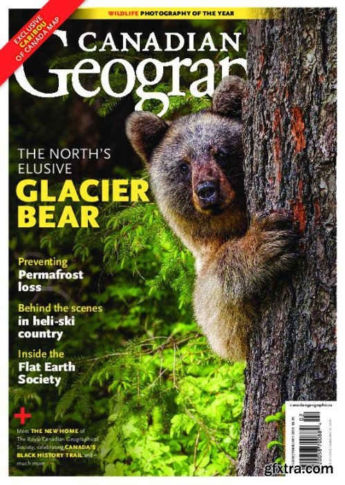 Canadian Geographic - February 2019