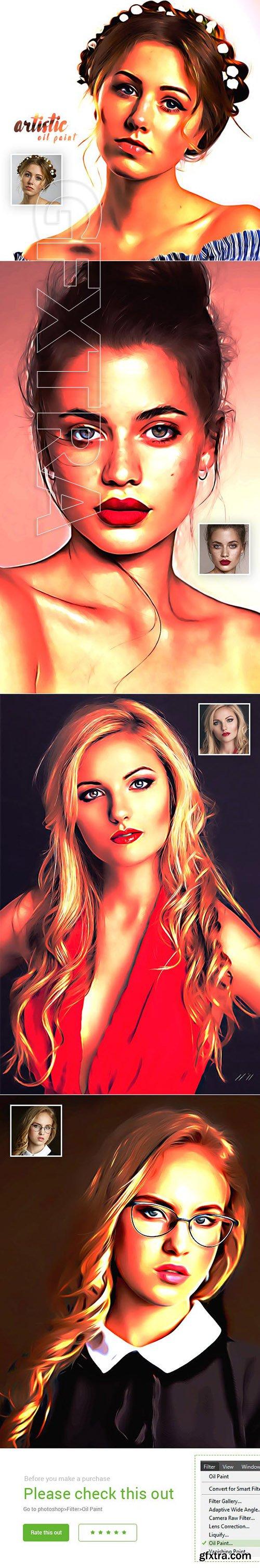 GraphicRiver - Artistic Oil Paint 22884801