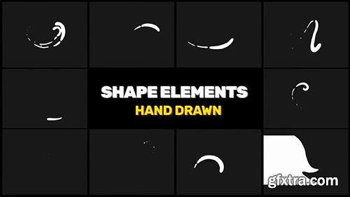 Shape Elements Pack 139736