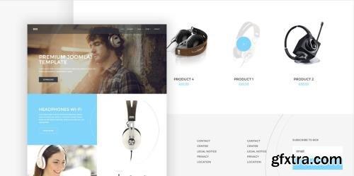 GavickPro - Box v1.0.7 - Sales & Branding Joomla Template