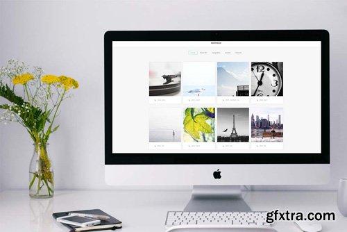 GavickPro - Portfolio v1.2.1 - Photographer Portfolio Joomla Template
