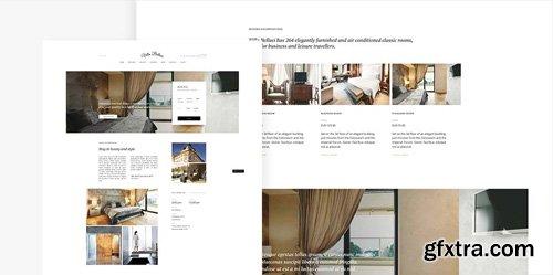 GavickPro - Hotel v1.2.1 - Villa Bellucci Joomla Hotel Template
