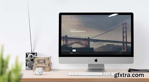 GavickPro - Photo v3.26 - Architecture Joomla Template