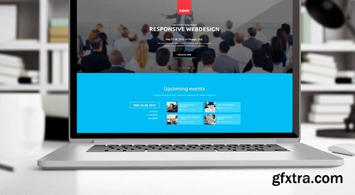 GavickPro - Event Manager v3.25 - Joomla Template For Conference, Seminars With Eventbrite Support