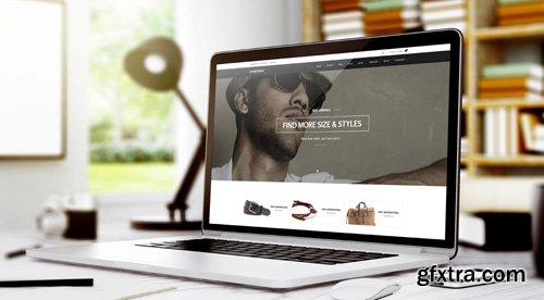 GavickPro - Storefront v3.24 - Clothing Joomla Template