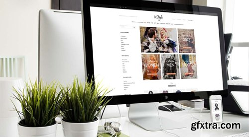 GavickPro - inStyle v3.31 - E-shopping Joomla Template