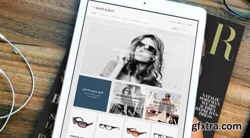 GavickPro - Shop & Buy v3.24 - Joomla Template