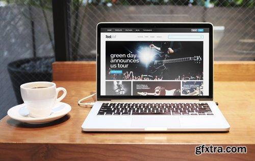 GavickPro - Rockwall v3.24 - Music Joomla Template