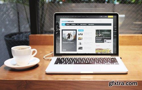 GavickPro - Game News v3.13.2 - Joomla Template