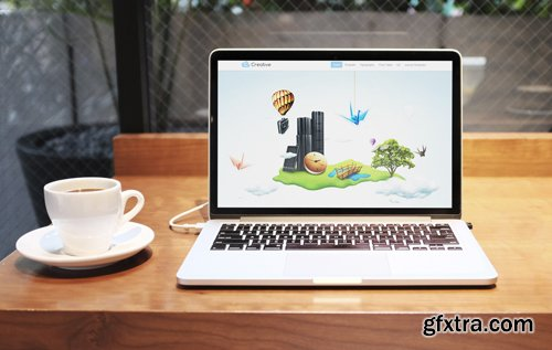 GavickPro - Creative v3.12.2 - Parallax Joomla Template