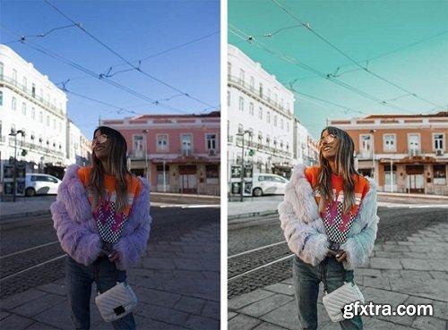 Mexiquer - Lisbon Lightroom Presets