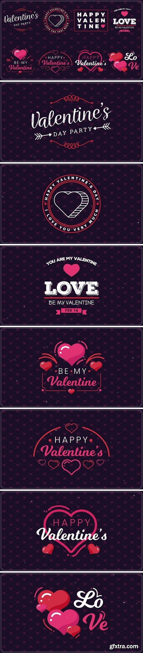 MotionArray - Valentine\'s Day II After Effects Templates 64173