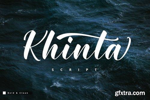 CM - Khinta Script 3336151