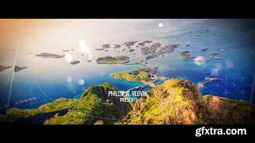 Videohive 4K Parallax Slideshow 21472821