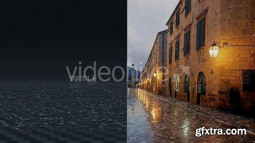 Videohive Rain 19558912
