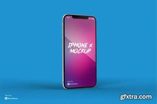 Iphone X Mockups vol.1