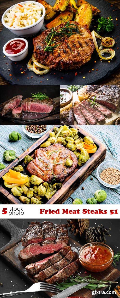 Photos - Fried Meat Steaks 51