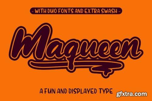 CreativeMarket Maqueen 3347238