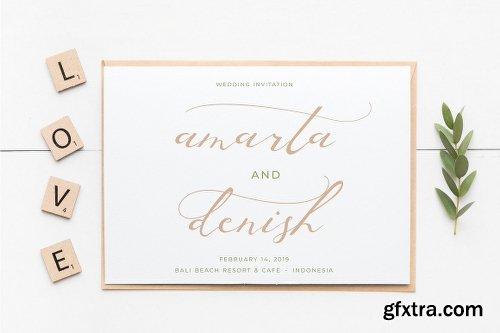 CreativeMarket Lusya - Elegant Script 3347841