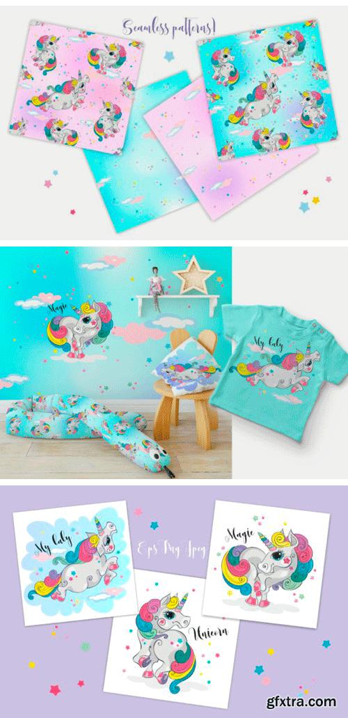 Magical Unicorns 729756