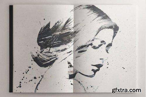 SketchBook Notebook Mock-ups