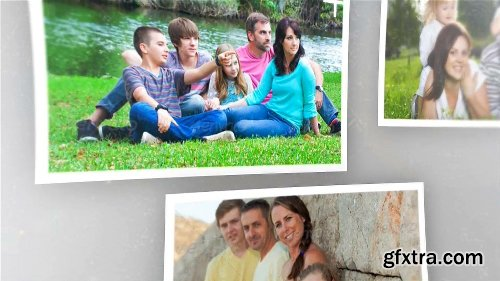 Videohive 3D Photos Slideshow 10131177