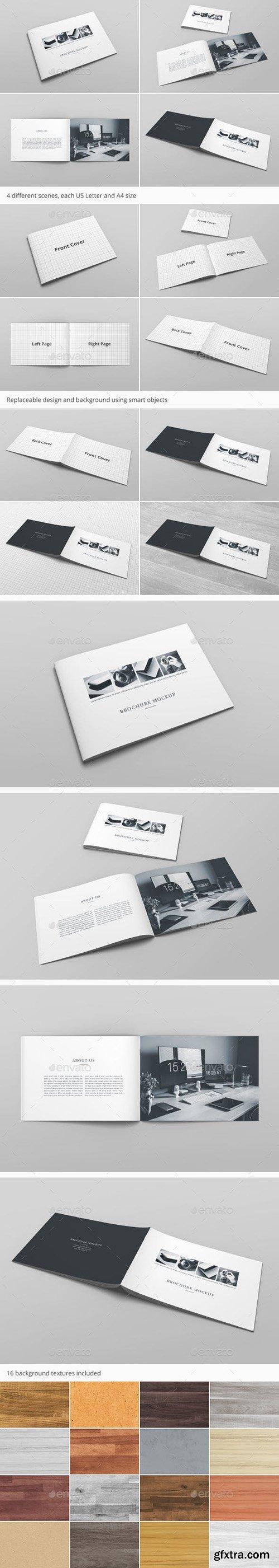 Brochure Catalog Mockup Vol. 1 21420388