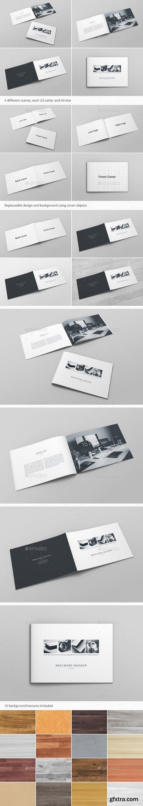 Brochure Catalog Mockup Vol. 2 21420515
