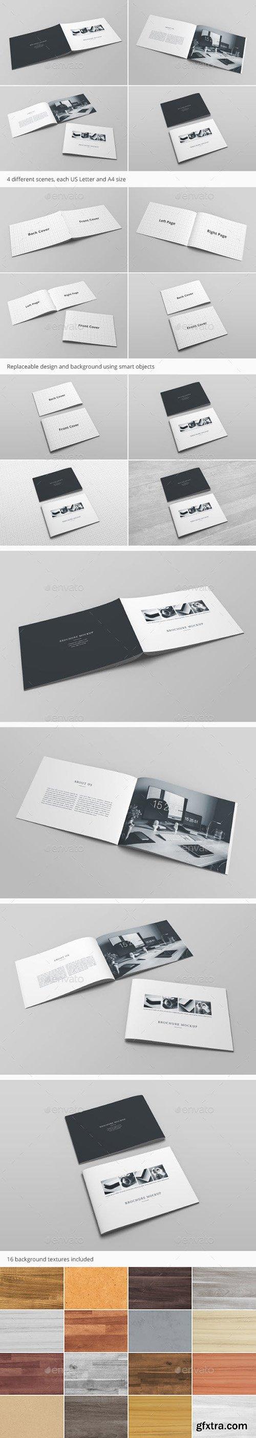 Brochure Catalog Mockup Vol. 3 21420659
