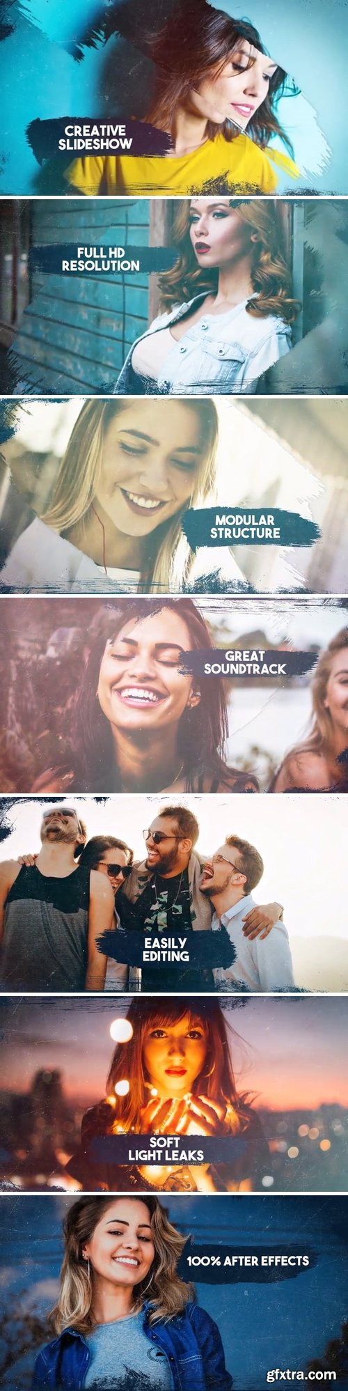 MotionArray - Creative Slideshow After Effects Templates 159767