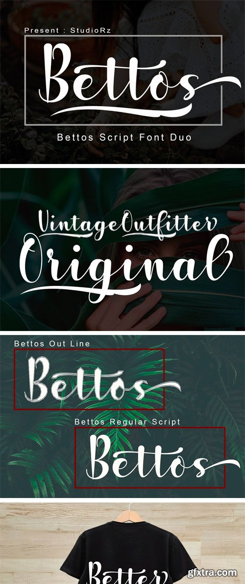 CM - Bettos Font Duo 3337123