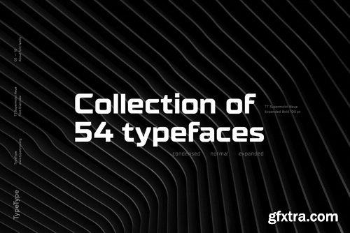 TT Supermolot Neue Font Family