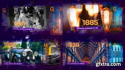 Videohive - Digital History - 22728030
