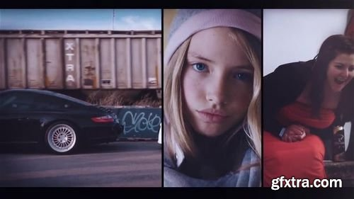 MotionArray - Clean Slideshow After Effects Templates 160228