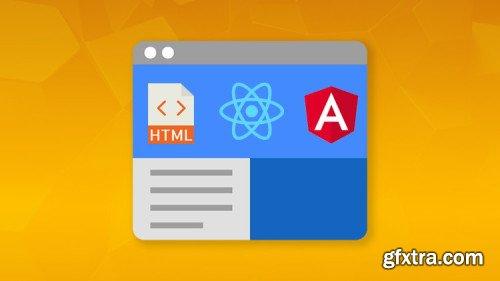 Beginner Full Stack Web Development: HTML, CSS, React & Node (Updated 8/2018)