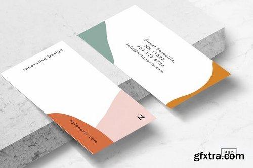 Isla Business Card Template