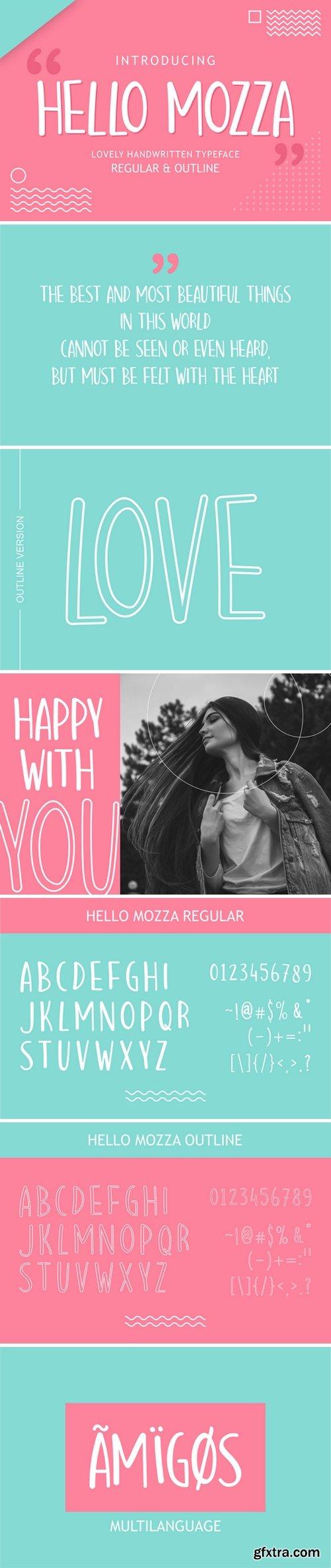 CM - Hello Mozza 3355109