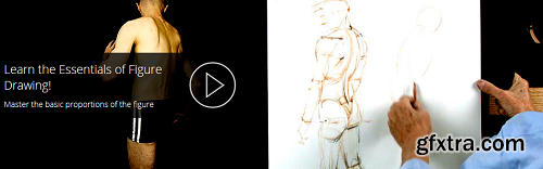 Drawing the Figure: Proportions with Glenn Vilppu