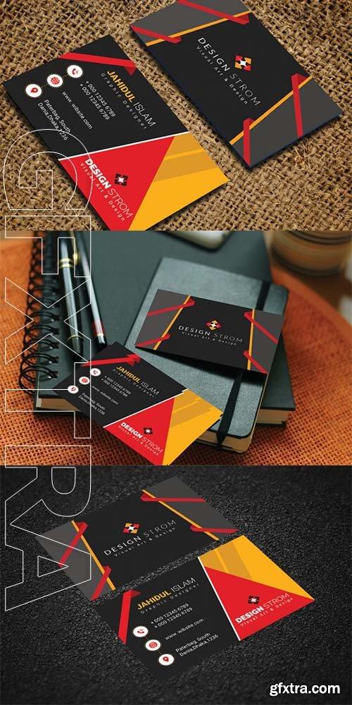 Business Card v6