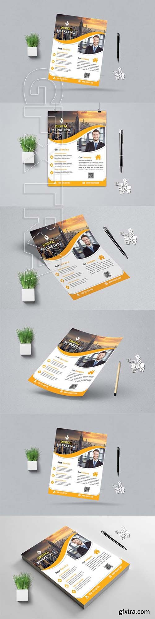 Corporat Business Flyer v17